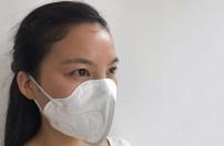 Nanofibre-masks
